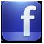icone facebook pour page facebook.