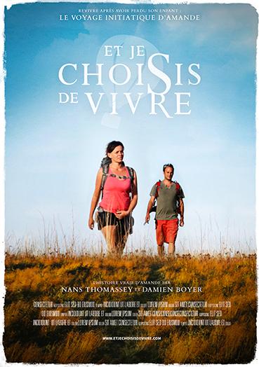 Affiche de 'Et Je Choisis de Vivre'