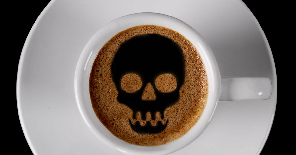 Un café mortel ?